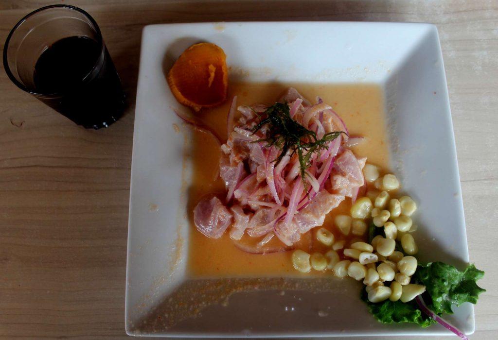 Peruvian Coast Ceviche Peruvian Cuisine _carla-bragagnini